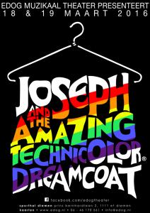 Joseph flyer poster