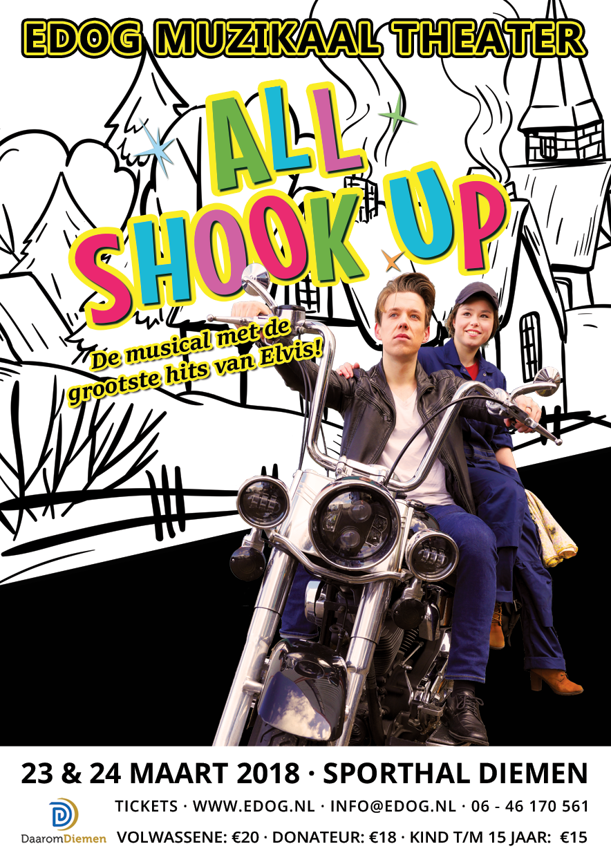 All Shook Up (2018)