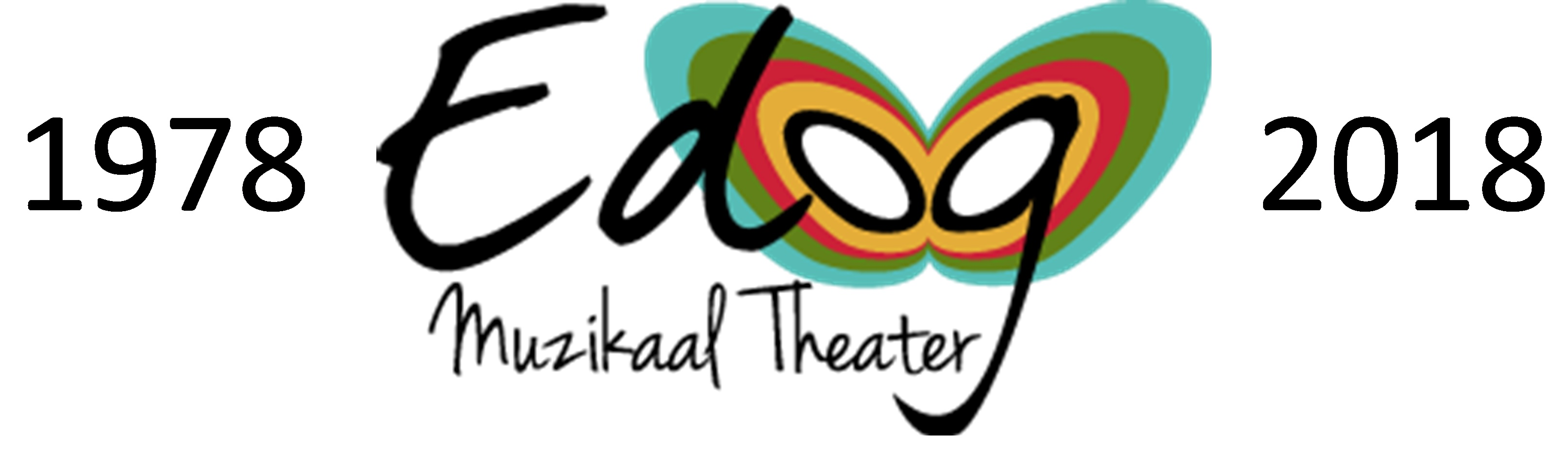40 jaar logo