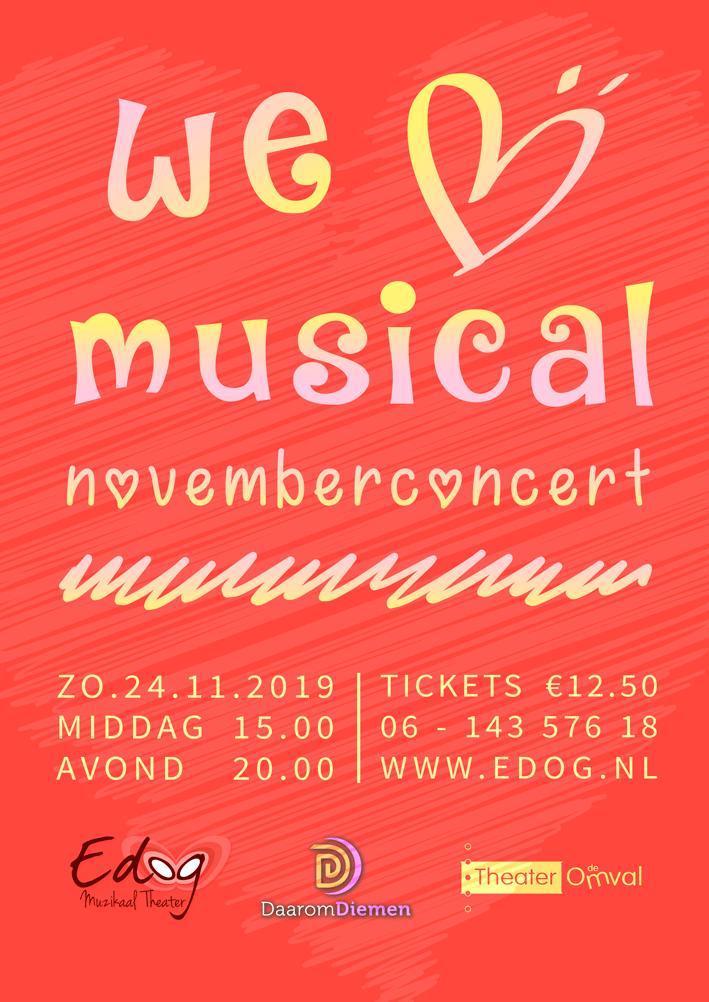 poster 2019 concert